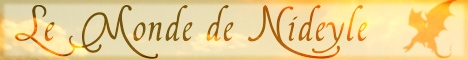 [Partenaire] - Le Monde de Nideyle Banideyle